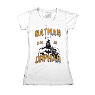 Batman Was an Orphan tee